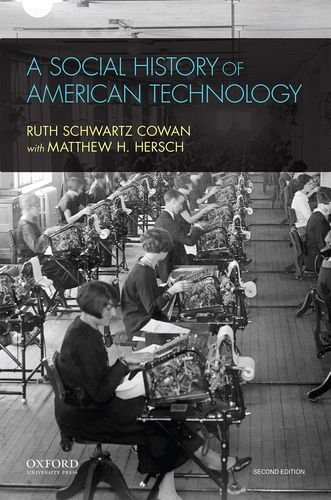 Compare Textbook Prices for A Social History of American Technology 2 Edition ISBN 9780195387261 by Schwartz Cowan, Ruth,Hersch, Matthew H.