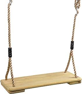 Best small wooden garden swing seat Reviews