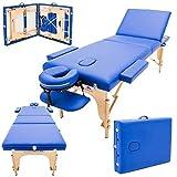 Massage Imperial Chalfont - Mesa de masaje portátil Deluxe Pro - 3 zonas - Paneles de Reiki -...