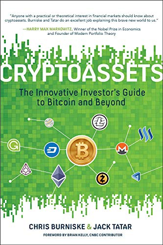 Cryptoassets: The Innovative Investor's Guide to Bitcoin and Beyond Cover