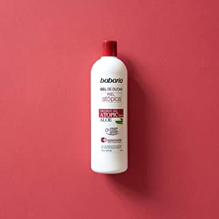 Babaria Shower Gel With Aloe Vera For Atopic Skin 600ml