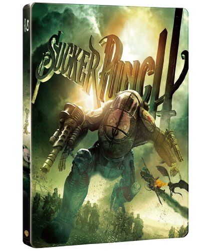 Blu-ray Sucker Punch Japan Limited Steel Book