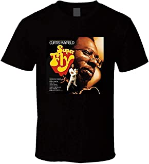 Curtis Mayfield - Superfly Album T Shirt