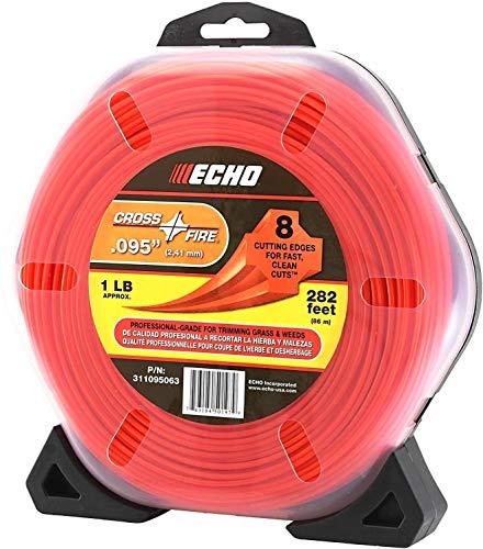 "Echo 311095063 .095"" diam. Cross-Fire Line 1 lb. Donut"