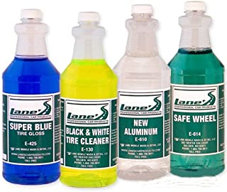 Lane's Specialized Tire & Wheel Cleaner - 32 oz
