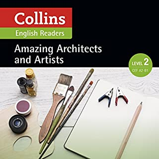 Couverture de Amazing Architects & Artists
