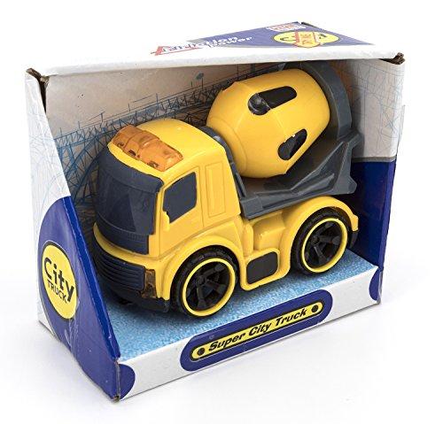 Toys Outlet - Truck Team 5406367588. LKW Lichter und Geräusche Deluxe. Zufallsmodell.