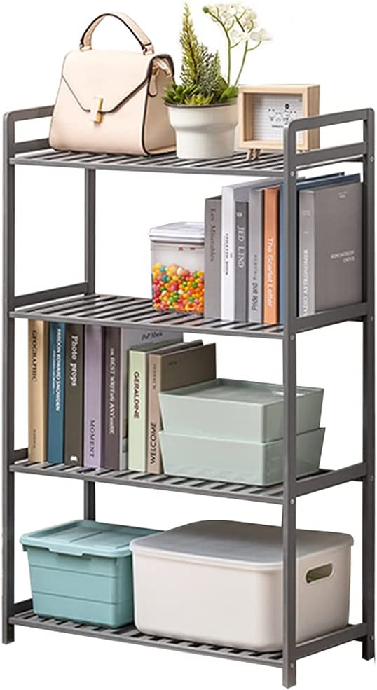 Manufacturer OFFicial shop IOTXY Adjustable Multifunctional Challenge the lowest price of Japan ☆ Shelving Unit - Large 4-Tier Ba