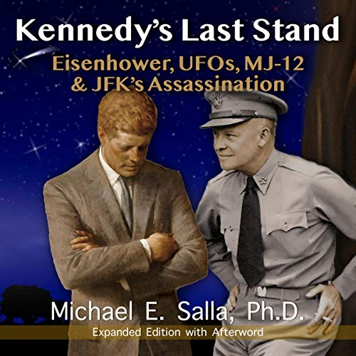 Kennedy's Last Stand cover art
