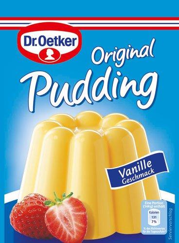 Dr. Oetker Original Pudding Vanille - 3St.
