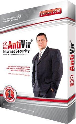 Avira AntiVir Internet Security 2010 [import allemand]