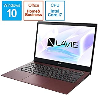 NECパーソナル PC-PM750NAR LAVIE Pro Mobile PM750/NAR クラシックボルドー