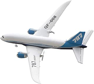 Andoer QF008 Boeing 787 Airplane, Miniature Model Plane 3CH 2.4G Remote Control EPP Airplane, RTF RC Toy