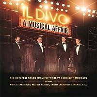 Pop CD, Il Divo - A Musical Affair[002kr]