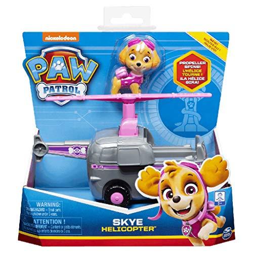 Paw Patrol La Pat/' Patrou... Figurine Zuma Jeu enfant Véhicule 6054436