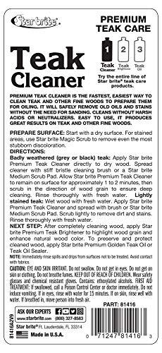 Product Image 5: STAR BRITE Teak Cleaner, 16 oz