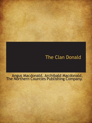 The Clan Donaldの詳細を見る