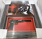 Norman Reedus/Sean Patrick Flanery Signed/Autographed and Framed Boondock Saints Replica Gun 1:1 Scale JSA COA