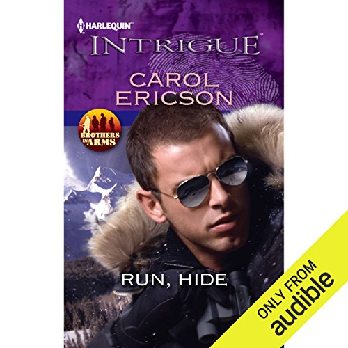 Run, Hide audiobook cover art