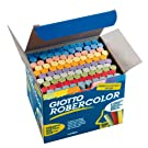 Giotto 5390 00 Robercolor Assorted Chalk, Multi-Coloured, 1-Pack