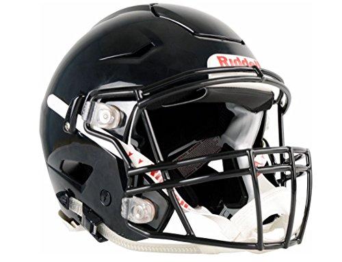 Riddell Erwachsene Speedflex Football Helm, Schwarz, Large