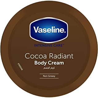Vaseline Body Cream Cocoa Radiant, 200 ml