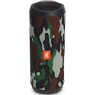 JBL FLIP 4 Flip4 Bluetooth Speaker, Camouflage