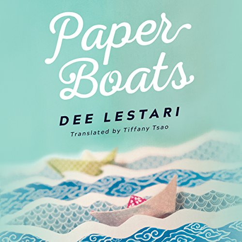 Paper Boats audiobook cover art