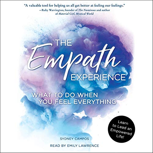 The Empath Experience audiobook cover art