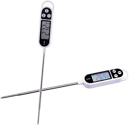 KT-300 Sıvı Termometresi Gıda Yiyecek İçecek Sıcaklık ısıÖlçer