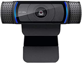 WDFDZSW Webcam 1080P Full HD,Computer Laptop Camera for Conference and Video Call, Webcam with Plug and Play Video Callin...