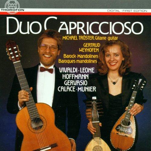Sonate G-Dur für Mailänder Mandoline und Gitarre: II. Adagio