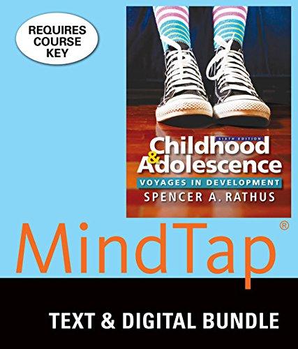 Bundle: Childhood and Adolescence: Voyages in Development, Loose-leaf Version, 6th + MindTap Psychology, 1 term (6 month
