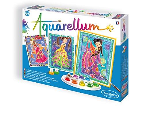 AQUARELLUM - GLAMOUR GIRLS