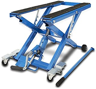 ConStands Scissor Jack Lift RXL for Harley Davidson Softail Custom//Deluxe//Deuce//Fat Bob