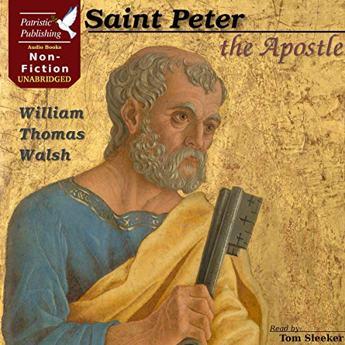 Saint Peter the Apostle cover art