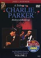 KEEP チャーリー・パーカー・トリビュートVol.2/JAZZ DVD