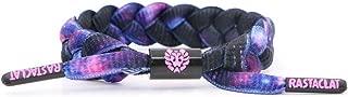 Galaxy Shoelace Bracelet (Purple Print)
