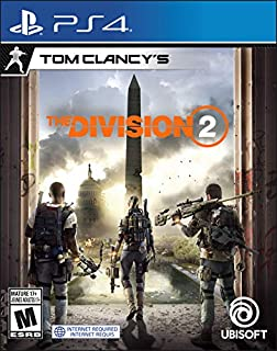 Tom Clancy's The Division 2 Standard Edition Playstation 4 (B07DP2BSMH)   Amazon price tracker / tracking, Amazon price history charts, Amazon price watches, Amazon price drop alerts