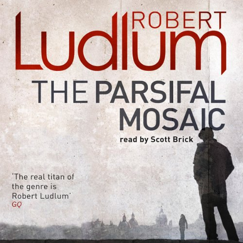 The Parsifal Mosaic audiobook cover art