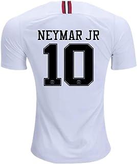 12ee5947f707b5 Neymar JR 10 PSG Third 2018-19 (Official Printing) Soccer Jersey Jordan  Third