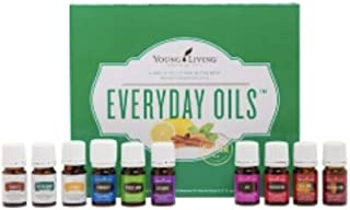Young Living Everyday Oils Collection – 10 Oils/5ml