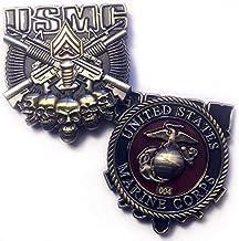 Vision Strike Coins USMC Corporal Rank Marine Corps Coin