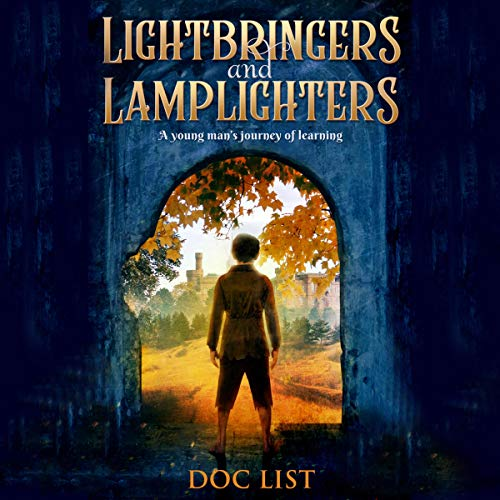 『Lightbringers and Lamplighters』のカバーアート
