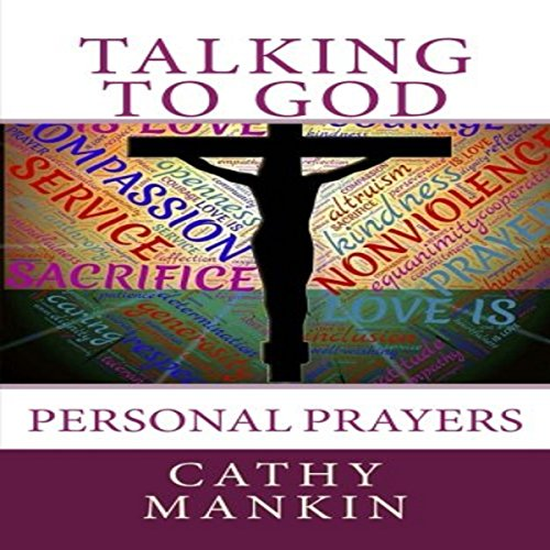 Talking to God audiobook cover art