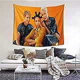 Jada Pinkett Smith tapiz decoración del hogar mural de pared para sala de estar dormitorio dormitorio 60 * 51 pulgadas tapices colgantes decoración artística dormitorio