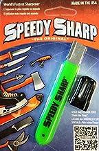 Speedy Sharp Knife Sharpener (Neon Green)