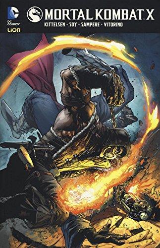 Mortal Kombat X: 2 (DC Comics)