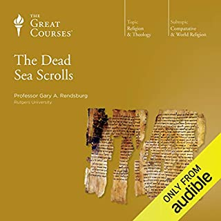 The Dead Sea Scrolls Titelbild