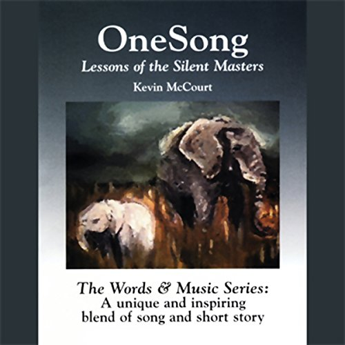 OneSong audiobook cover art